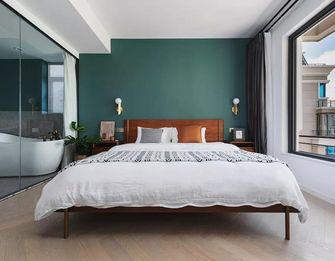 140平米四现代简约风格卧室装修案例
