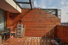 140平米复式日式风格阁楼设计图