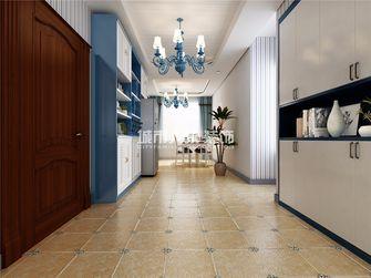 120平米三室两厅地中海风格玄关图