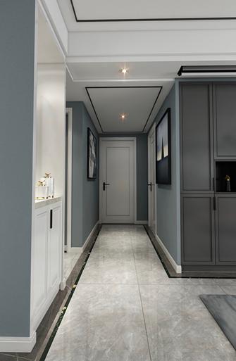 80平米三室一厅北欧风格走廊效果图