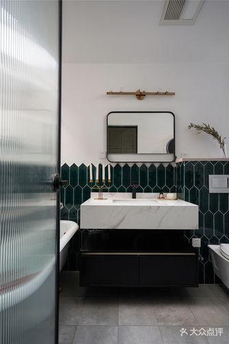 140平米复式法式风格卫生间图片大全