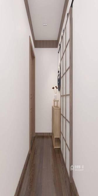 60平米一居室日式风格玄关欣赏图