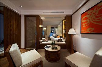 60平米公寓东南亚风格客厅图片大全