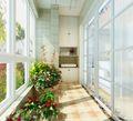 5-10万120平米三室两厅田园风格阳光房图
