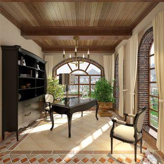 140平米别墅东南亚风格阳台图片