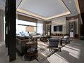 20万以上140平米别墅现代简约风格客厅沙发设计图