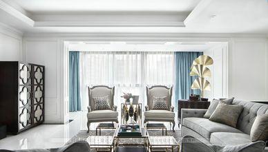 140平米四室一厅法式风格客厅效果图