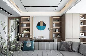 130平米三室两厅宜家风格客厅图