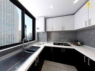 120平米四室两厅欧式风格厨房装修图片大全