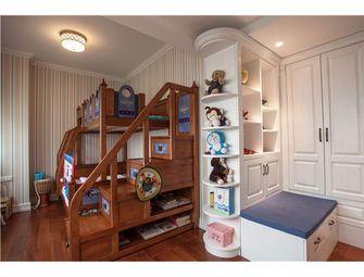 140平米四室三厅混搭风格儿童房装修案例