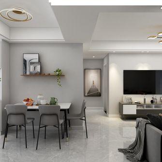 10-15万70平米现代简约风格客厅装修效果图