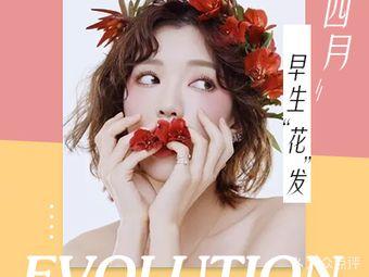 Evolution发型.妆容