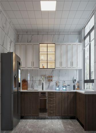 90平米三室一厅中式风格餐厅装修案例