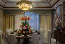 140平米别墅东南亚风格餐厅装修案例