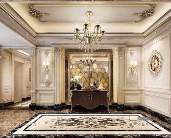 140平米四室一厅欧式风格玄关欣赏图