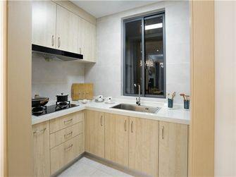 140平米一居室中式风格厨房装修案例