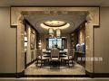 30平米以下超小户型中式风格餐厅图片