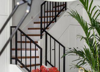120平米三北欧风格楼梯间装修效果图