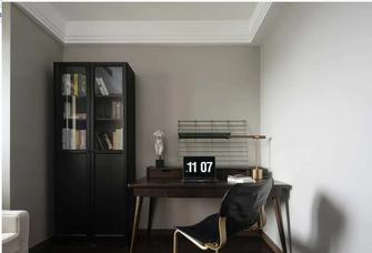 90平米三法式风格书房图片