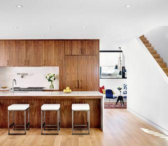 80平米三室两厅混搭风格厨房图片