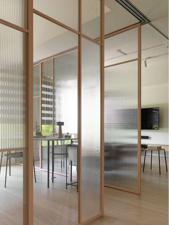 140平米三室两厅北欧风格健身室装修效果图