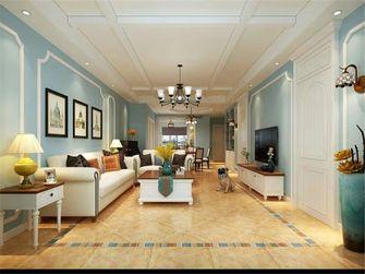 120平米四室两厅地中海风格客厅欣赏图