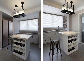 130平米三室两厅北欧风格卫生间装修案例