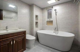 140平米四室两厅中式风格卫生间图