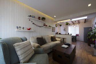 140平米四田园风格卧室欣赏图