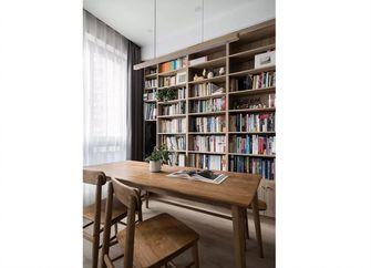 40平米小户型日式风格书房装修效果图