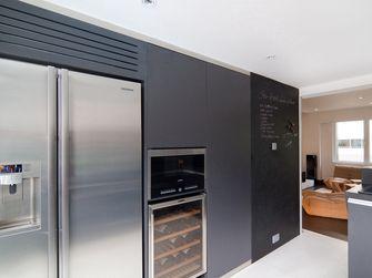 70平米公寓现代简约风格厨房设计图