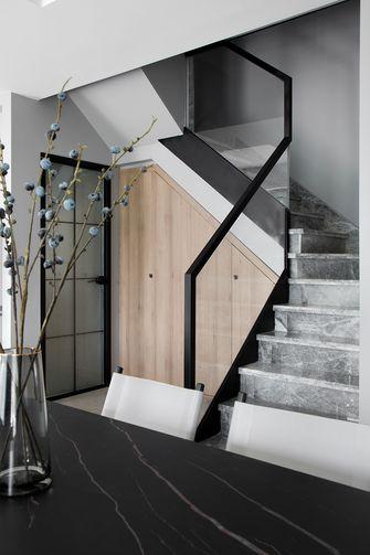 北欧风格楼梯间装修效果图