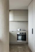 130平米三北欧风格厨房欣赏图