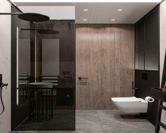 140平米三室一厅其他风格卫生间设计图