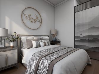 130平米复式中式风格卧室图片