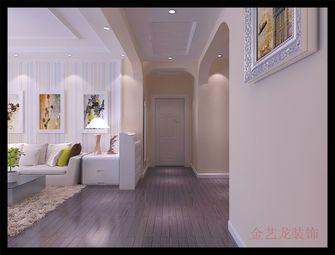 130平米三室两厅地中海风格走廊设计图
