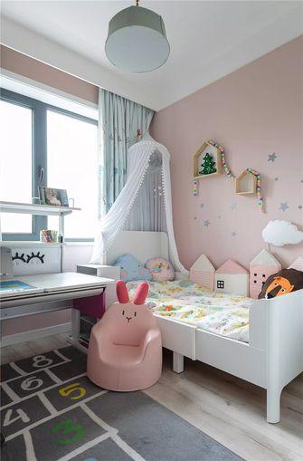 60平米北欧风格儿童房图片