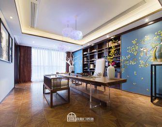 140平米三室两厅东南亚风格餐厅装修案例