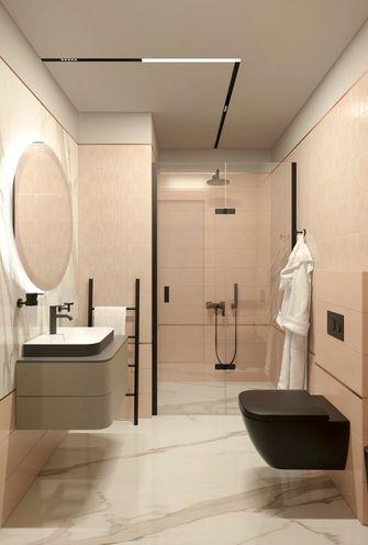 110平米三室一厅宜家风格卫生间效果图