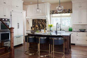 50平米公寓美式风格厨房欣赏图