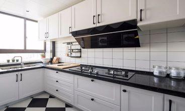 100平米三室三厅北欧风格厨房设计图