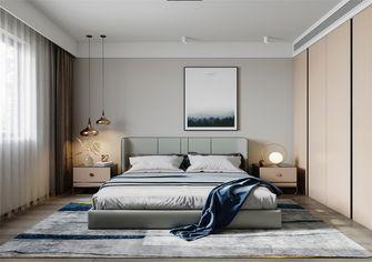 140平米三室两厅现代简约风格儿童房图片大全