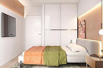 50平米公寓现代简约风格卧室效果图