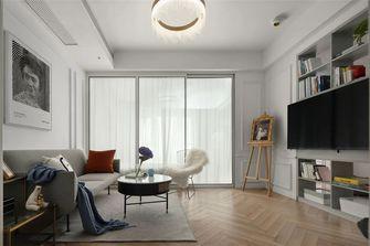 70平米一居室美式风格客厅图片大全