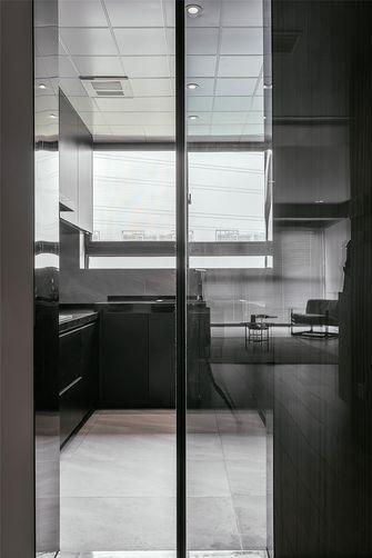 140平米四室一厅现代简约风格厨房装修效果图