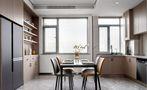 130平米三室两厅宜家风格餐厅欣赏图