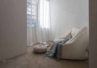 富裕型100平米三室两厅混搭风格阳光房设计图