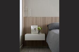 60平米一居室北欧风格卧室装修图片大全