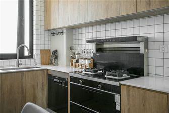 130平米四室两厅北欧风格厨房装修案例