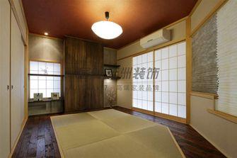 15-20万110平米日式风格阁楼装修图片大全